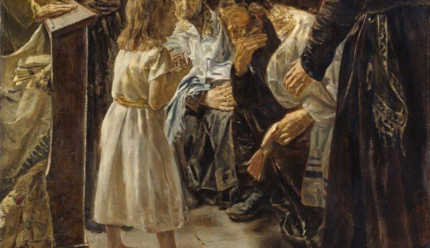 Jeesus-lapsi temppelissä