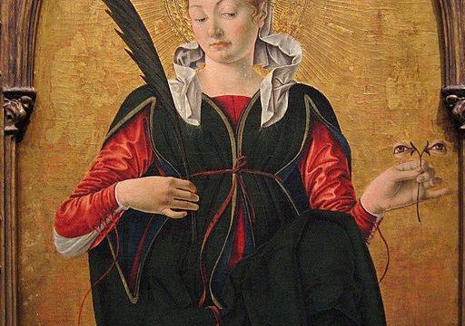 Santa Lucia – valon tuoja