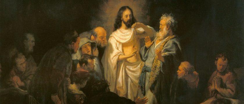 Epäilevästä Tuomaasta näkeväksi apostoliksi